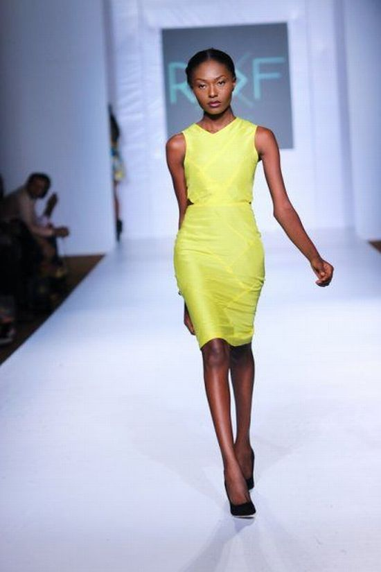 MTN Lagos Fashion and Design Week Republic of Foreigner 5 MTN Lagos Fashion & Design Week Spring/Summer 2013: Republic of Foreigner #LFDW