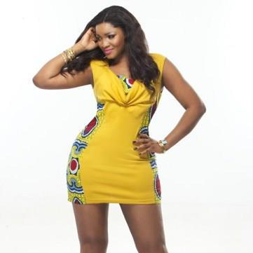 The Real Omotola VIDEO: Actress Omotola Intensifies Nollywood Celebrity FAN Craze With Launch of The REAL ME Reality TV Show   Debuts Dec. 6th, 2012