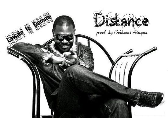 Lawale ft. Demmy - Distance [prod. by Cobhams Asuquo] Artwork